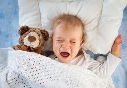 Ночной кашель у детей: как помочь?