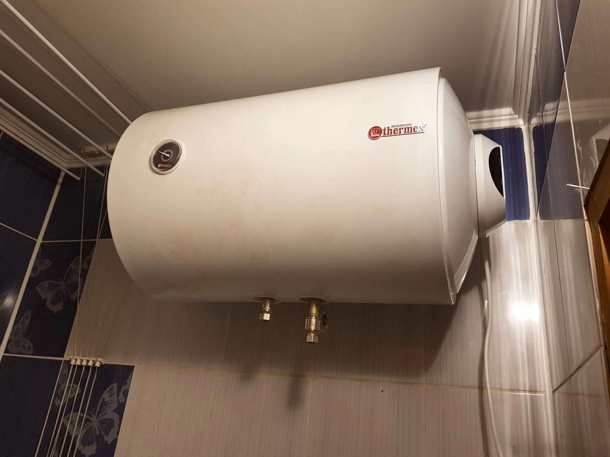 Использование водонагревателей