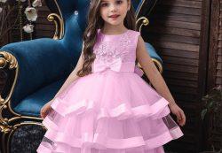 Популярные модели платьев для девочек