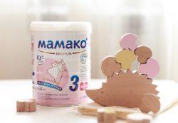 Смесь МАМАКО — лучшее для детей