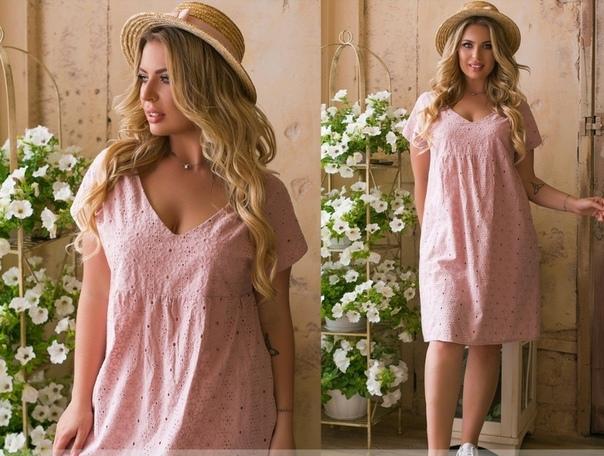 Оригинальные модели платьев из прошвы