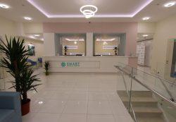 Сервис современной клиники «Смарт Медикал центр»
