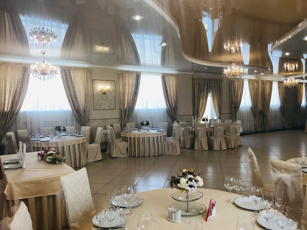 Лучший банкетный зал в Казани
