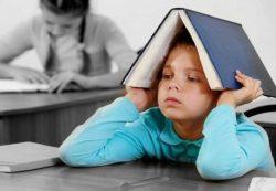 Ваш ребенок с большим трудом учится в школе