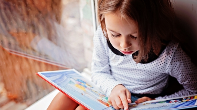 Как обучить малыша грамоте
