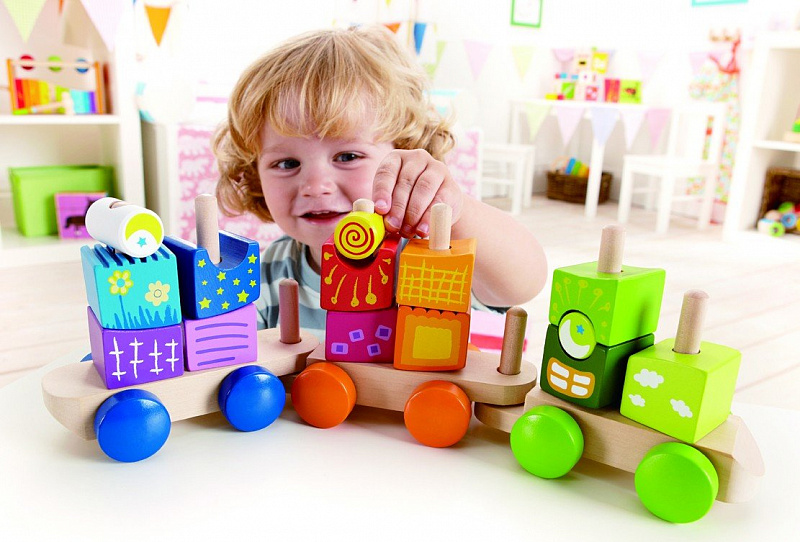 Какую выбрать игрушку для ребёнка?