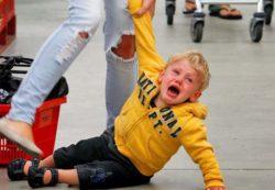Агрессия и истерика у ребенка. Причины. Как бороться?