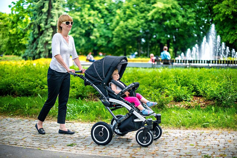 Как выбрать коляску для Вашего малыша?
