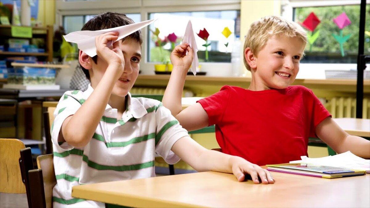 В вашем классе есть ребенок с СДВГ?