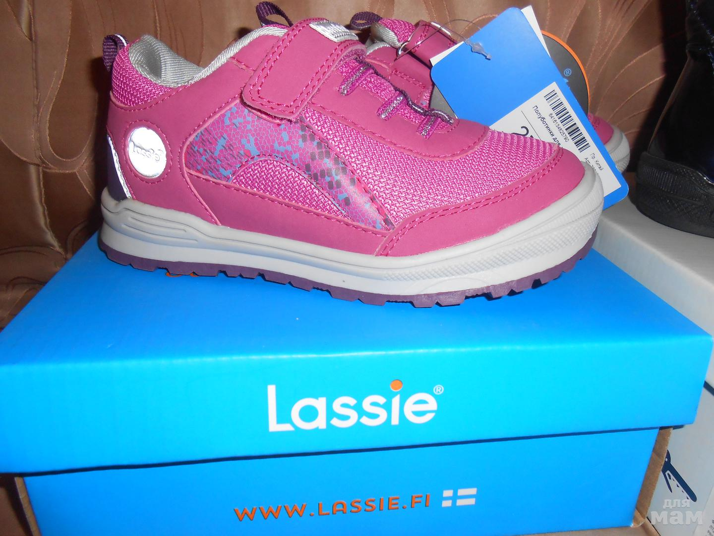 Качественные детские кроссовки и кеды от бренда Lassie