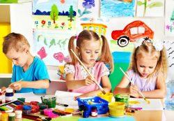 Как обеспечить ребенку творческий процесс