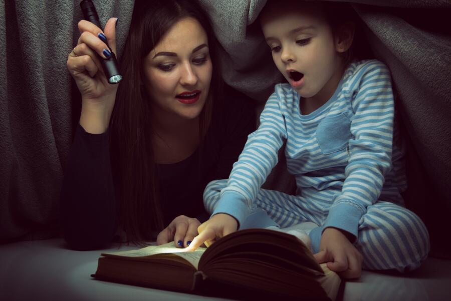 Как мы наказываем своих детей?