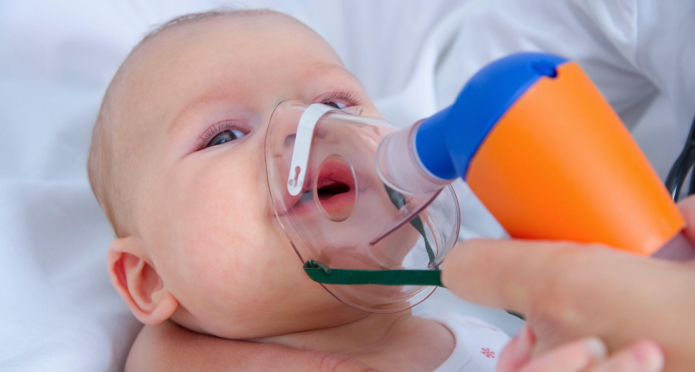 Дыхательная недостаточность у детей