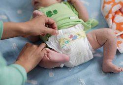 Опасны ли подгузники: как ухаживать за детской кожей
