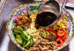 Холодный корейский суп кукси: особенности приготовления