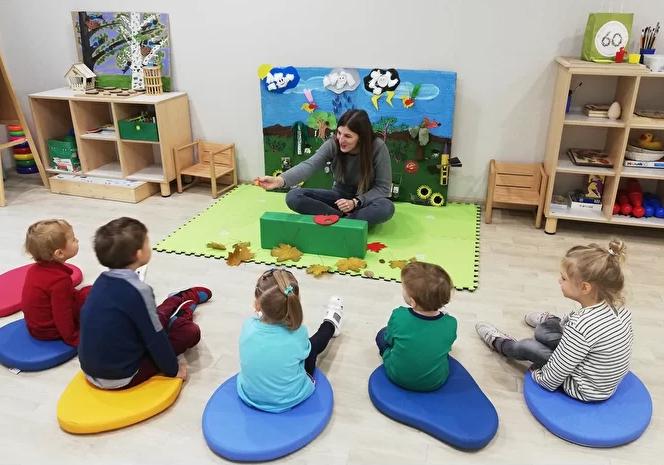 TSDKIDS – идеальный билингвальный детсад для вашего ребенка