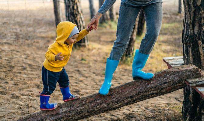 Как воспитать не избалованного ребенка?