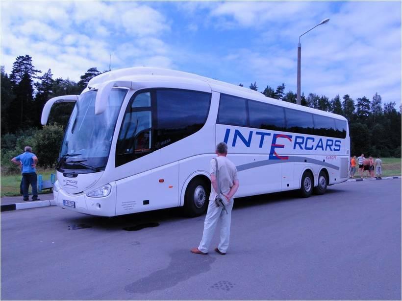 Качественные перевозки в ближайшие страны от компании Intercars