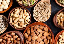 Полезные орехи для здоровья