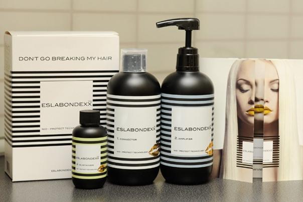 Качественные характеристики краски для волос Eslabondexx