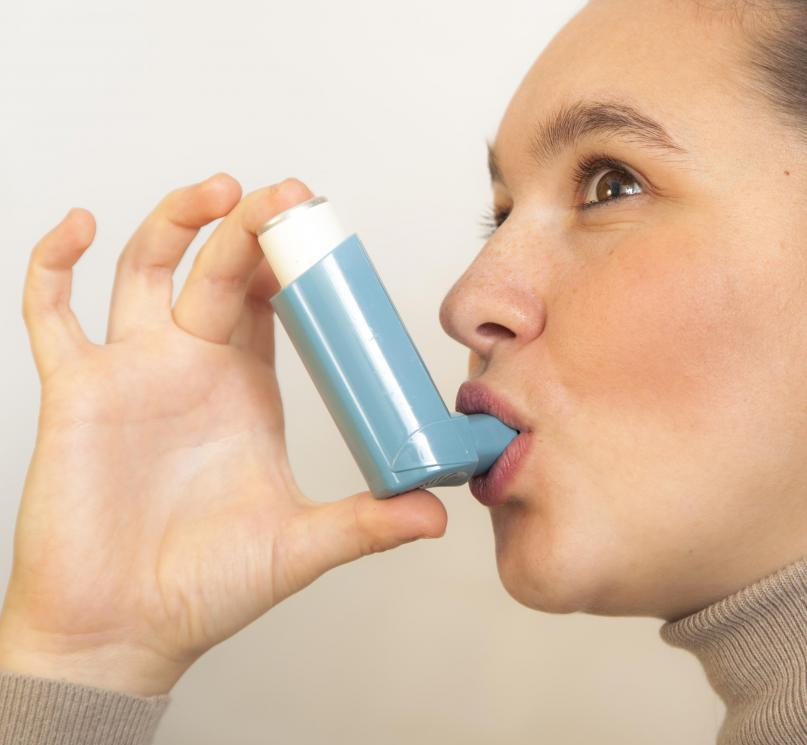 Как начинается астма у детей — симптомы
