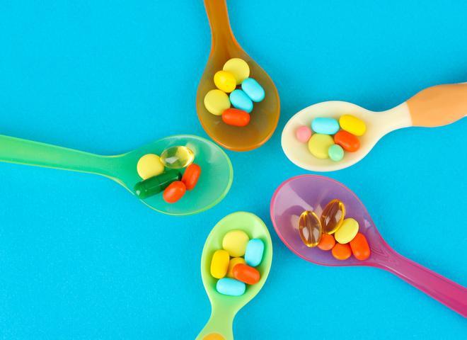Какие витамины давать детям для иммунитета, роста и развития