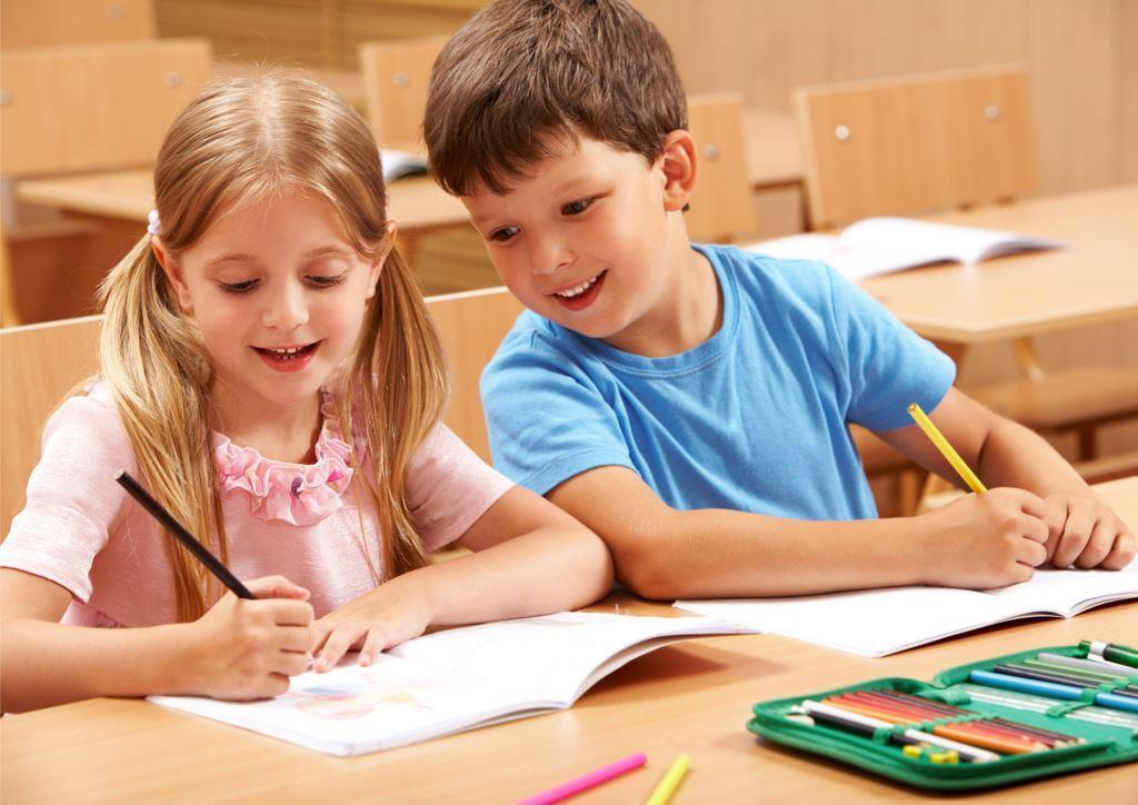 Учим ребенка красивому почерку