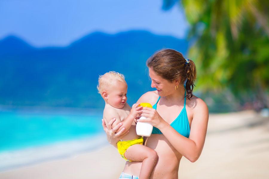 Что учесть при планировании поездки с малышом за границу?