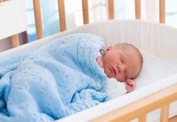 Синдром внезапной детской смерти может быть связан с дефектным геном