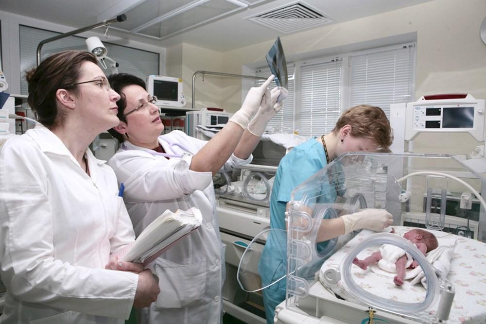Мокнущий пупок у новорожденных