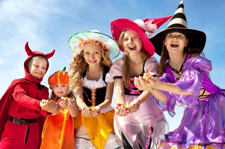 Разновидность карнавальных костюмов для детей
