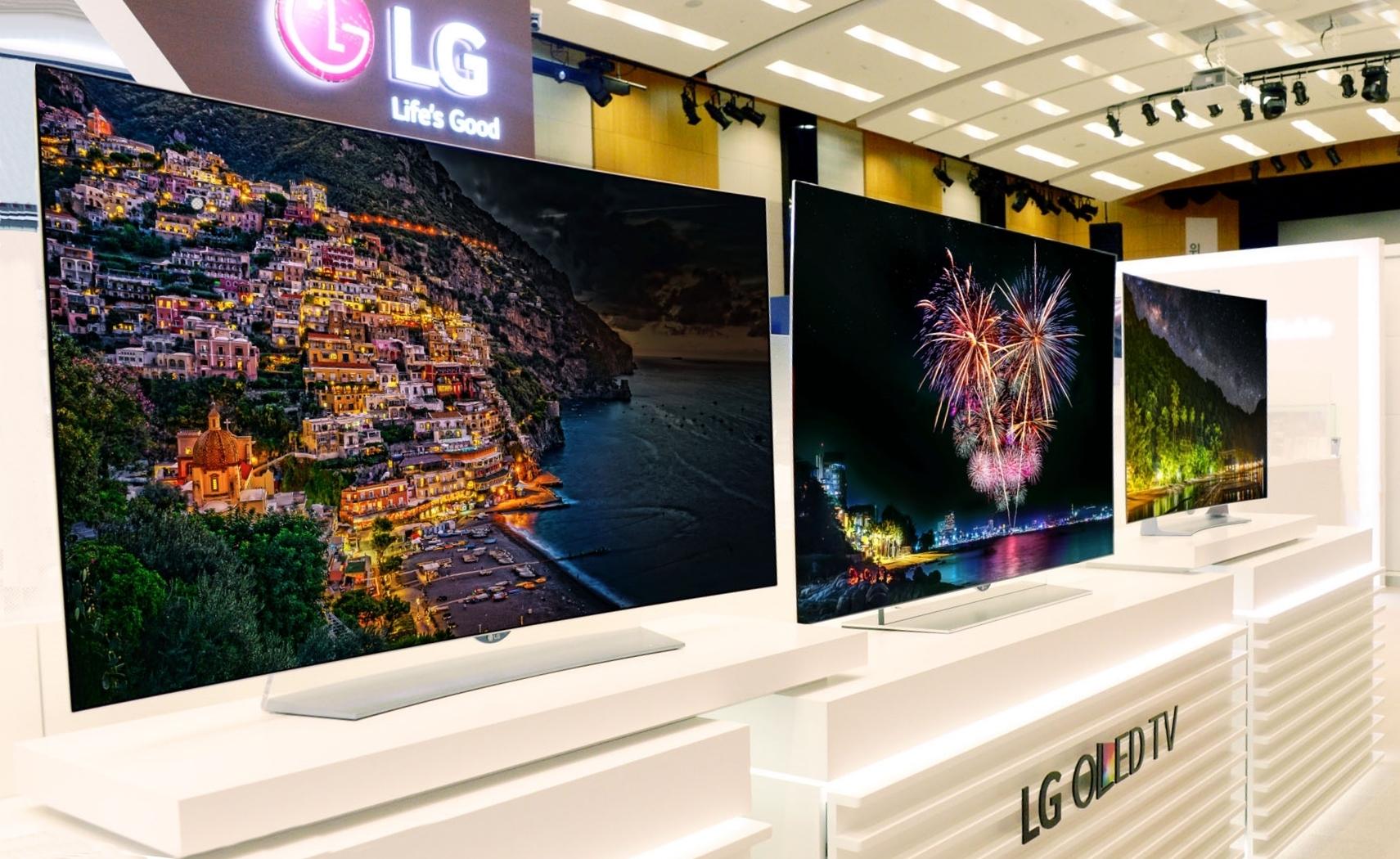 Особенности телевизоров LG