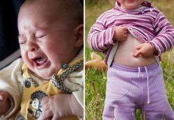 У ребенка болит живот: какие причины и какое лечение?