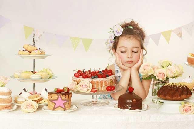 Можно ли детям сладкое?