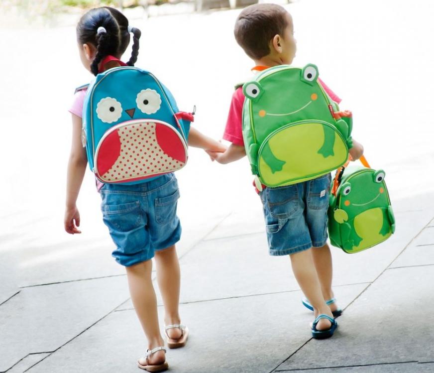 Как выбрать рюкзак для ребенка дошкольного возраста?