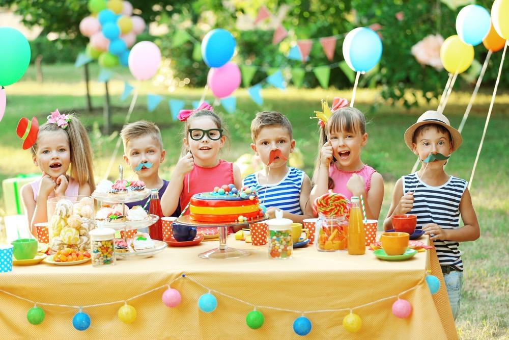 Как отметить детский день рождения?