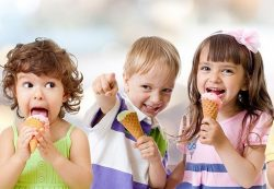 Важные особенности здорового питания детей