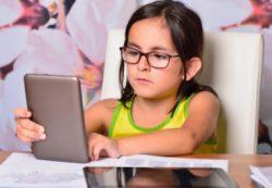 Планшеты для дошкольников: за и против