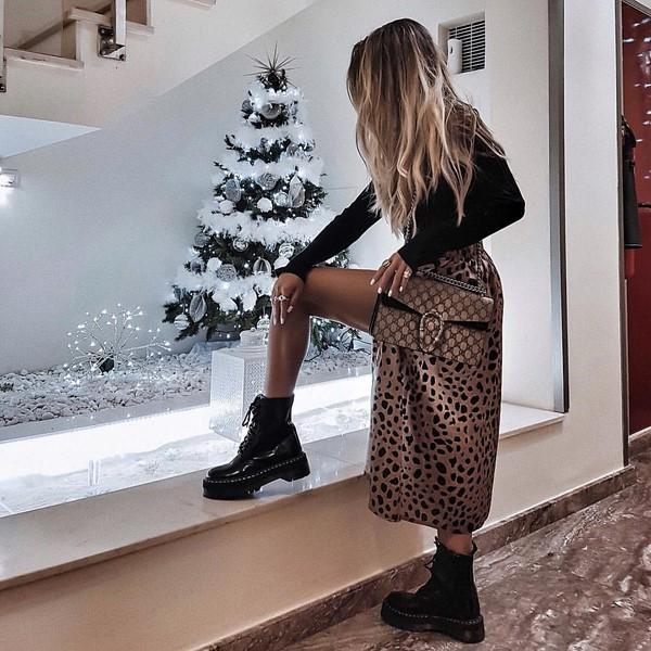 Зимняя женская обувь: тренды 2021