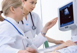Ультразвуковая диагностика заболеваний