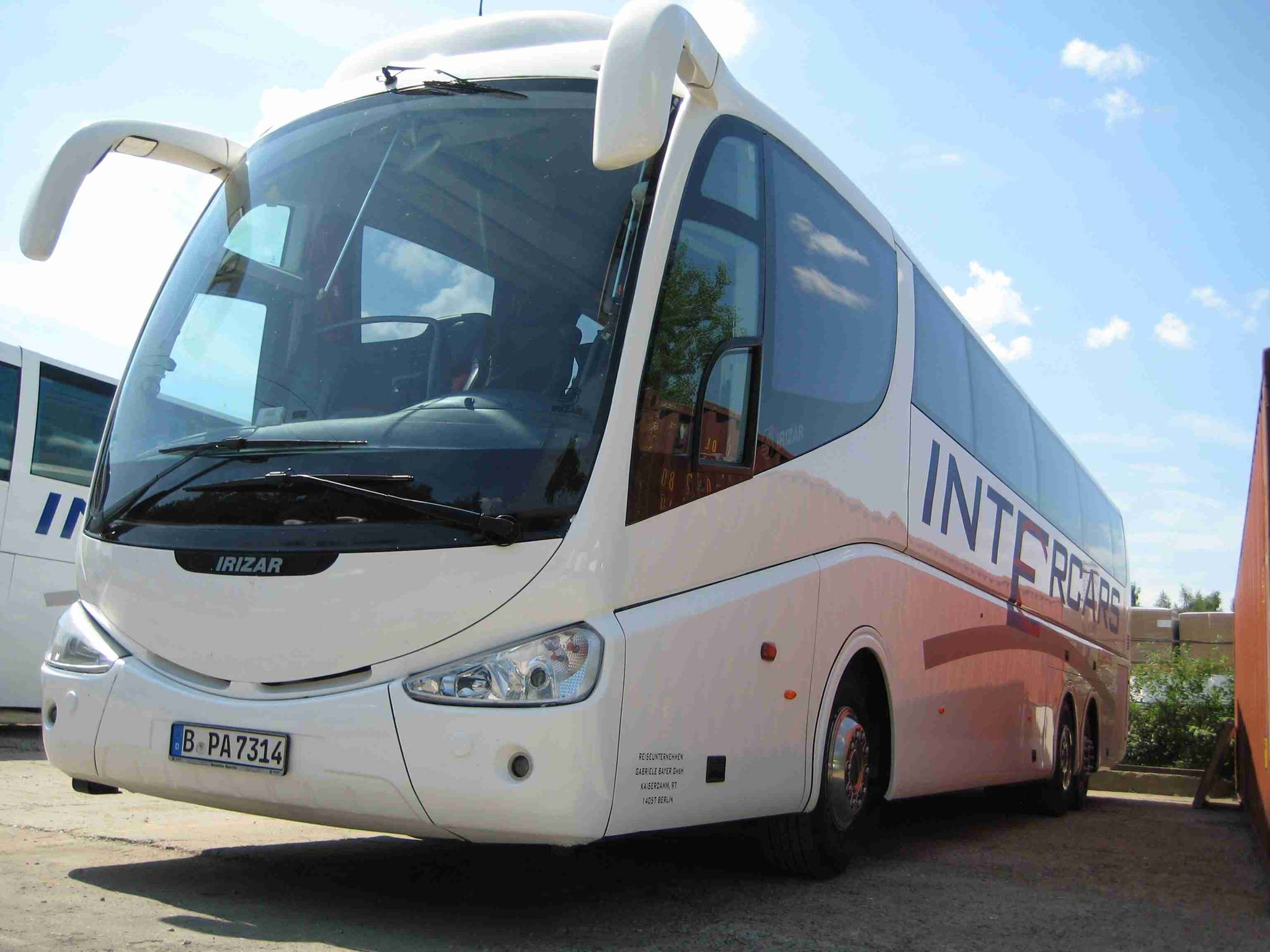 Сервис Intercars Europe