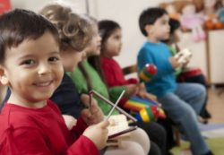 Музыка важна для развития и взаимоотношений ребенка
