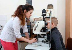 Причины и виды нарушения зрения у детей