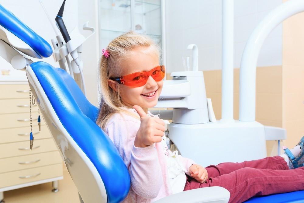 Услуги детской стоматологии