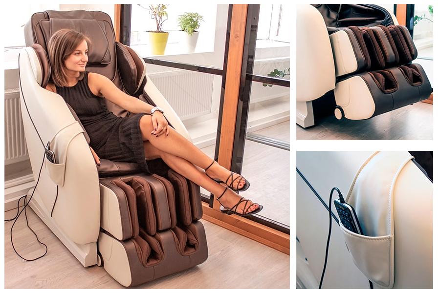Массажные кресла отменного качества