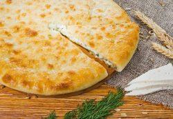 Осетинские пироги: виды начинки